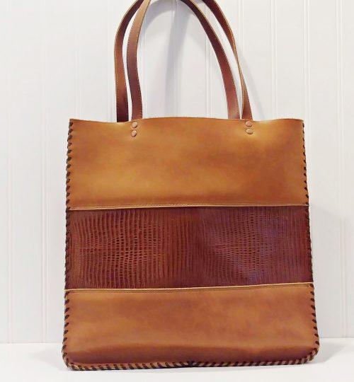 brown tote 2